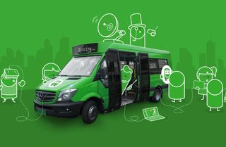 Citymapper to trial its own smart bus transportation service in London