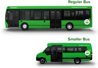 citymapper to trial its own smart bus transportation service in london image 2