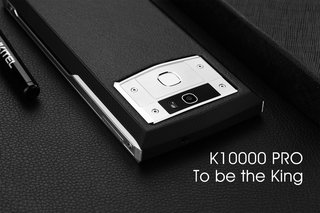 Oukitel K10000 Pro is a phone with a 15 day battery life