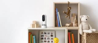 Lighthouse home security camera intelligently recognises family members and pets