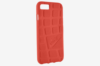 these nike iphone cases are styled like the bottom of your shoes image 2
