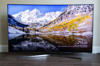 Samsung KS9500 4K TV review: Sweet HDR, pitched on a curve