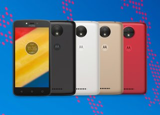 It's official: Lenovo unveils Moto C and Moto C Plus budget phones