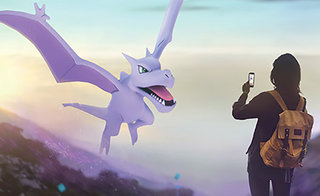 Pokemon Go rocks! You can nab more rock-type Pokemon for one week only