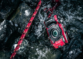 Olympus Tough TG-5 packs a 12MP sensor and 4K video into a tough-as-nails body