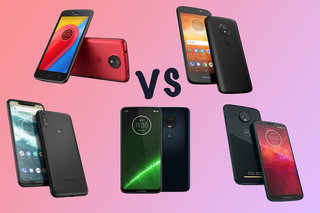 Moto C, E, G, Z, Moto One compared: Which is right for you?