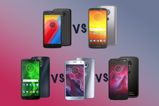Motorola Moto C vs Moto E5 vs Moto G6 vs Moto X4 vs Moto Z2: Which Moto is right for you?