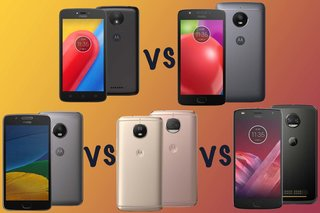 Motorola Moto C vs Moto E4 vs Moto G5 vs Moto Z2: Which Moto is right for you?