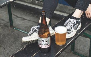 Bang & Olufsen's new product is... beer!