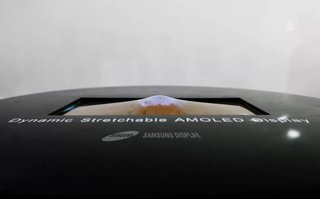 Forget flexible displays, Samsung is moving on to stretchable ones