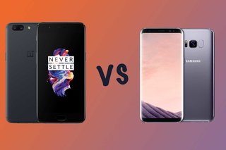 OnePlus 5 vs Samsung Galaxy S8: What's the difference?