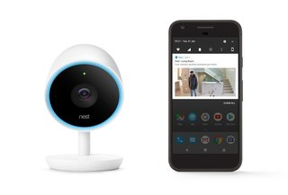 Nest Cam IQ 4K security camera can tell the difference between a burglar or a thing