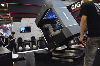 gigabyte vr 720 motion stimulator at computex shows future of vr image 9