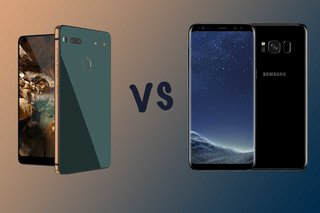 Essential Phone (PH-1) vs Samsung Galaxy S8 vs S8+: What's the difference?