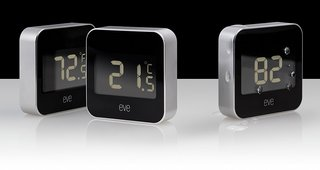 Eve Degree is your HomeKit-ready indoor or outdoor weather station