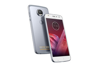 Lenovo unveils Moto Z2 Play phone with four new Moto Mods