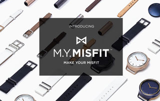 Misfit now lets you fully customise your wearable before you buy it