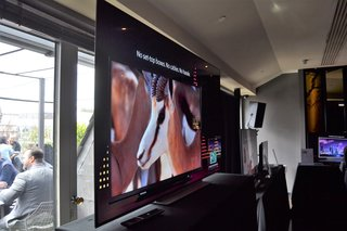 Toshiba X97 Series OLED TV preview: High-end TV tech, but at what price?