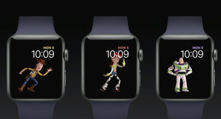 Apple unveils watchOS 4, new Toy Story faces and much more