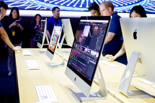 Apple iMac recibe un gran impulso de especificaciones para 2017