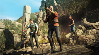 Strange Brigade is a '30s monster adventure that could steal E3 2017