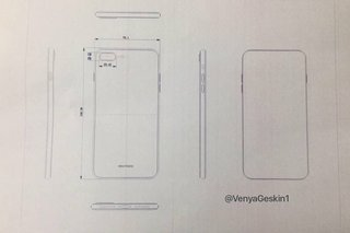 do these leaked iphone 8 drawings reveal the phone s final design  image 2