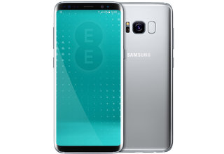 Samsung Galaxy S8 Arctic Silver will be an EE exclusive, pre-order yours from 23 June