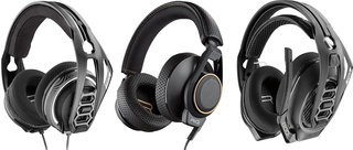Plantronics' trio of RIG headsets deliver Dolby Atmos on Xbox One, Project Scorpio and Windows 10