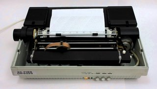 Daisy wheel and dot-matrix printers