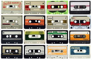 Compact cassette tape