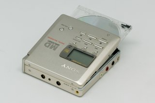 MiniDisc players