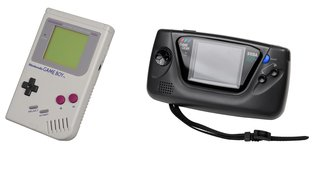 Gameboy and Gamegear