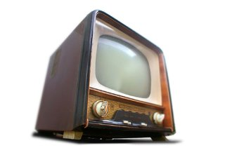 Cathode ray tube televisions