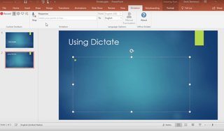 This Microsoft app uses Cortana tech to add voice dictation to Office