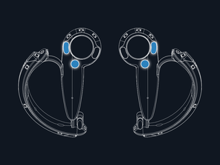 Valve's Knuckles VR controllers will track each of your fingers