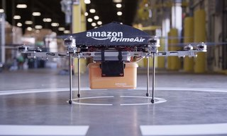 Amazon wants to fly drones out of a massive tower it designed for cities