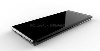 These amazing Galaxy Note 8 renders reveal Samsung's next phablet