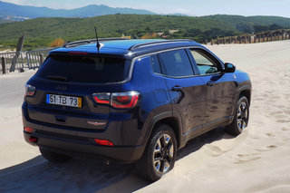 Jeep Compass Review Exterior image 10