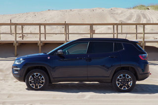 Jeep Compass Review Exterior image 8