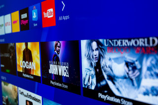 PS4 now groups TV and movies in the one place, looks great