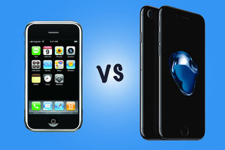 Original iPhone vs iPhone 7: What's the difference 10 ...