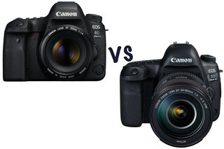 Canon EOS 6D Mark II vs 5D Mark IV: What's the difference and w