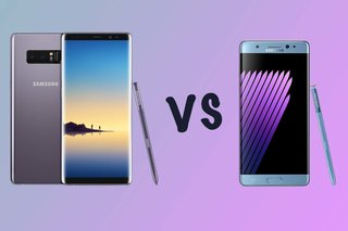 Samsung Galaxy Note 8 vs Galaxy Note 7: What's the difference?