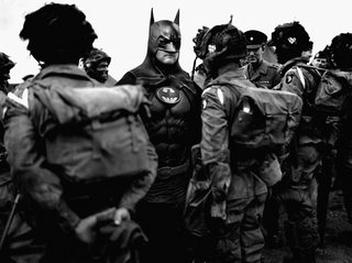 Super heroes through history