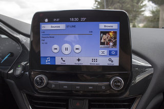 Ford Fiesta 2017 Infotainment image 1