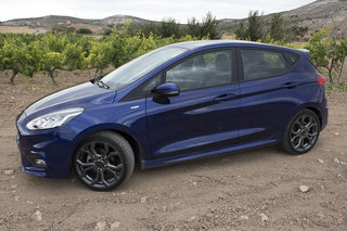 Ford Fiesta 2017 ST-Line image 3