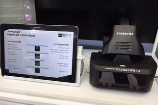 Samsung made a prototype of a standalone VR headset - see it here