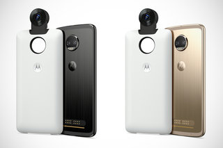 Motorola made a new 360-degree camera mod for all Moto Z phones