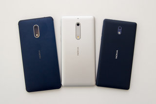 Nokia confirms UK release dates and prices for Nokia 3, Nokia 5 and Nokia 6