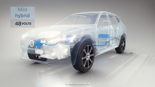 Volvo cars electrified image 2